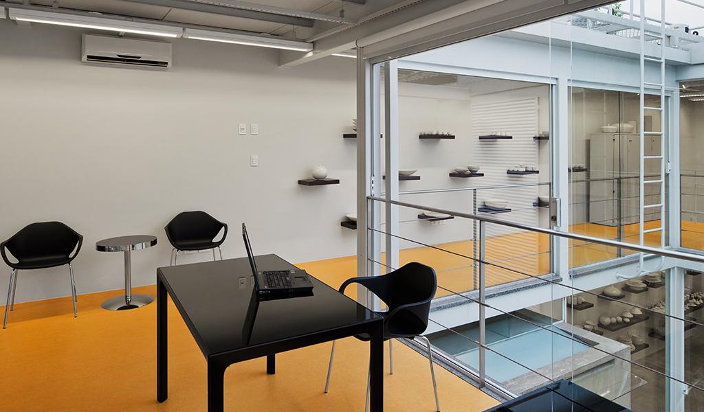 galeria concreta