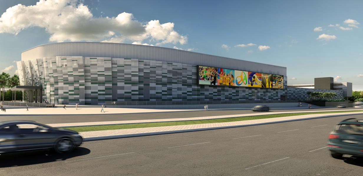 centro de formação olímpica (CFO) – fortaleza