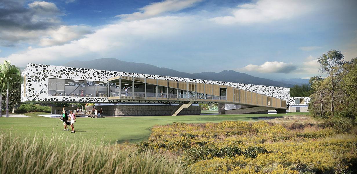 sede do campo olímpico de golfe – rj