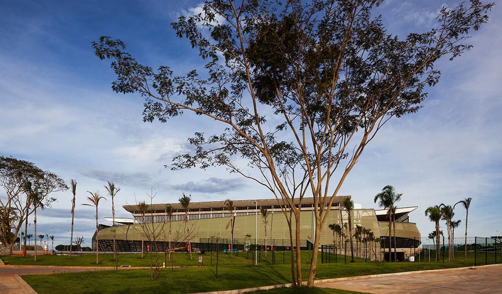 arena pantanal – parque do entorno