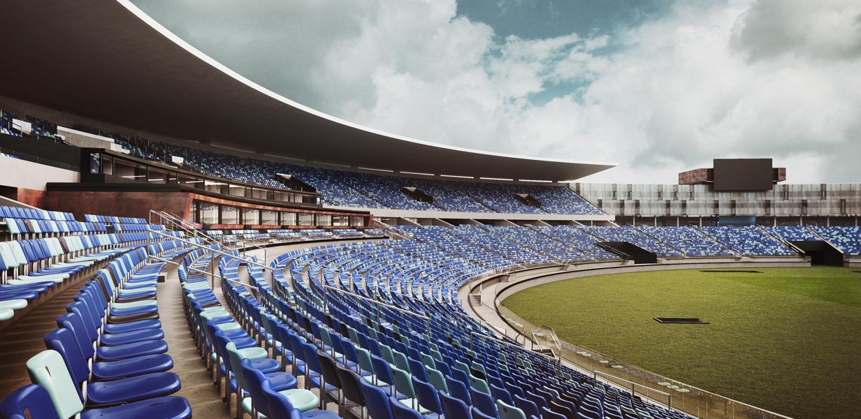 Modernização do Estádio Serra Dourada