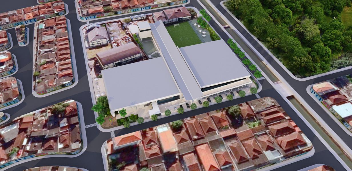 centro esportivo de santos